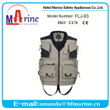 Ocean Portable Work Vest/Fishing Custom Life Jacket