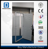 Prehung Steel Door with Galvanized Steel