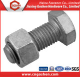 HDG M36 Hex Bolts and Nuts DIN 931