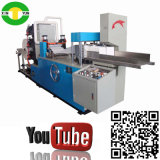 High Speed Colors Printing Napkin Paper Fold Machine Supplier