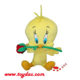 Plush Cartoon Yellow Duck