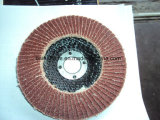 4.5inch/115mm Good Performance Use Abrasive Flap Disc