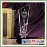 2016 Carving Crystal Eagle Award (JD-CB-327)