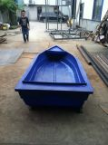 Rotational Mould Plastic Rawing Boat Cheap Fishing Boat