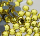 Wholesale Hotfix Crystal Rhinestone Preciosa for Clothes (SS16 Citrinel/A Grade)