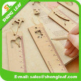 High Quality Low Price Wood Ruler for Promotion (SLF-RR002)