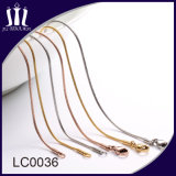 High Quality Stainless Steel Jewelry Snake Chain