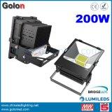 200W LED Outdoor Lighting for Sport Court Light IP65 5 Years Warranty LED Tennis Court Light