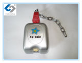 Coin Lock System for Shopping Trolleys