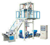 Single Layer PE Carrier Bag Film Extrusion Machine