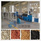 PE PVC Granules Machine Hot Cutting Pelletizing Line