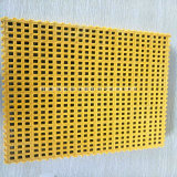 FRP Mould Grating with SGS, ABS, ISO Approved