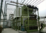 Coal Fired Chain Grate Steam Boiler (SZL series assembly type)
