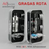 Lattest Oumier Gragas Rdta Atomizer in Stock