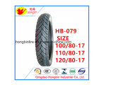 Hot Sale Tubeless Tyre Motorcycle Tire with 100/80-17 110/80-17 120/80-17