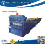 CE Approved Closed Top Metal Floor Deck Roll Forming Machine