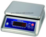 0.1g Waterproof Scale Stainless Portion Scale 15kg