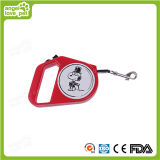 Retractable Dog Leash with Plastic Handle