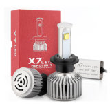 Auto Front Fog Light X7 H7 80W 7200lm Car Headlight LED with 6000k LED Headlight Bulbs All-in-One Conversion Kit