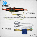 Fall Protection Lightweight Working Safety Waist Belt with Lanyard