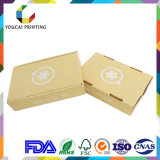 E Fluted Corrugated Packaging Box with Inside Gloss Lamination