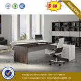 High Quality Wooden Melamine L-Shaped Office Desk (HX-5N310)