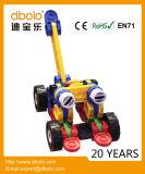 Educational Toy DIY Robot Deformed 3D Building Blocks Building Blocks for Kids