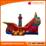 New Design Inflatable Pirate Theme Boat (T6-609)