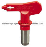 Red High Pressure Spraying Tip for Titan