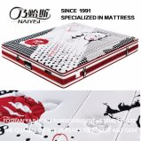 Hot Selling Pocket Spring Mattress with High Resilience Foam (FB855)