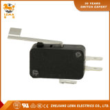 Lema Kw7-7 CCC UL Ce VDE Quick Connect Termianl Micro Switch
