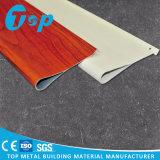 2017 Foshan Customize Wooden Finish Open Grid Blade False Ceiling