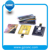 Credit Card Pen Drive 32GB USB Flash Drive for iPhone