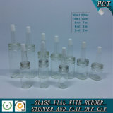 2ml-30ml Clear Essential Oil Cosmetics Glass Vial