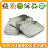 Hinged Tins for Metal Gift Box Selled by OEM China Factory