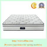Compressed Pocketed Spring Mattress with Memory Foam Mattress for Home Furniture