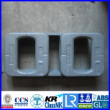 CCS ABS Lr Gl Nk BV Certified Double Transversal 203mm Raised ISO Foundations