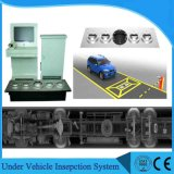 IP68 5000*2048 Pixels Under Vehicle Surveillance System