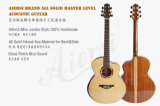 Wholesale Handmade All Solid Wood Custom Acoustic Guitar (SG03SK)