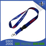 Eco-Friendly Double Side Printed Sublimation Logo Breakaway Lanyard