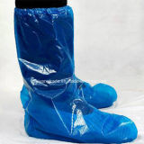 Disposable Various Color Plastic PE and Nonwoven Boot Cover