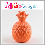 Newly Ceramic Pineapple Birthday Gifts Coin Box for Kids
