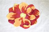 Home Essential Flower Decoration Custom Shaggy Carpet Area Rug