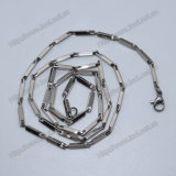 Bulk Wholesale Stainless Steel Hip Hop Necklace Chain (IO-stc003)