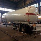 45 Cbm, 54cbm 60 Cbm ASME LPG Tanker Semi Trailer