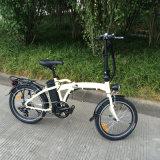 Factory Direct Supplier 36V 250W Folding Electric Bike