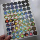 High Quality Laser Hologram Sticker Security Label