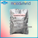 Buy Research Chemical Nootropic Powder Antidepressant Drugs Tianeptine Sodium