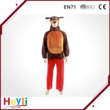 Party Cartoon Wolf Cosplay Costumes for Adults