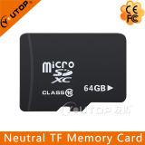 Wholesale Neutral C10 Micro SD TF Memory Card 64GB